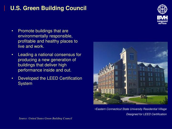 U s green building council
