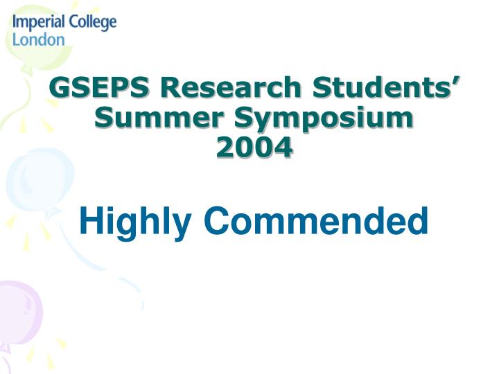 GSEPS