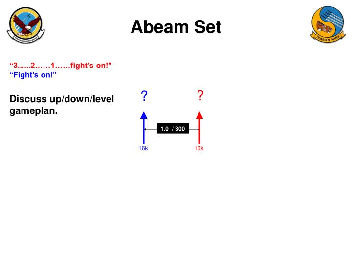 Abeam Set