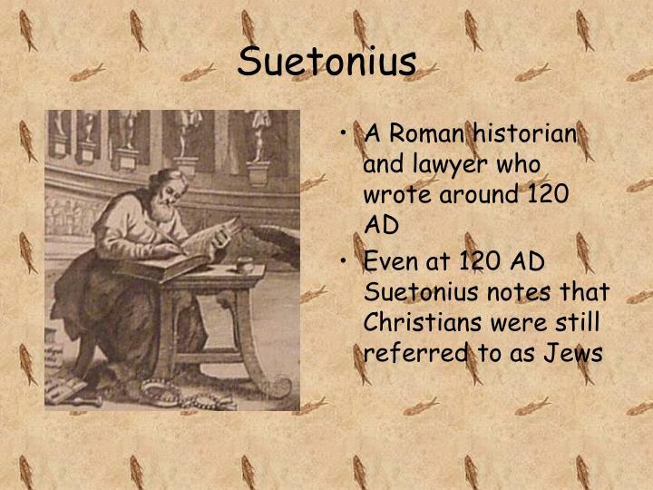 Suetonius