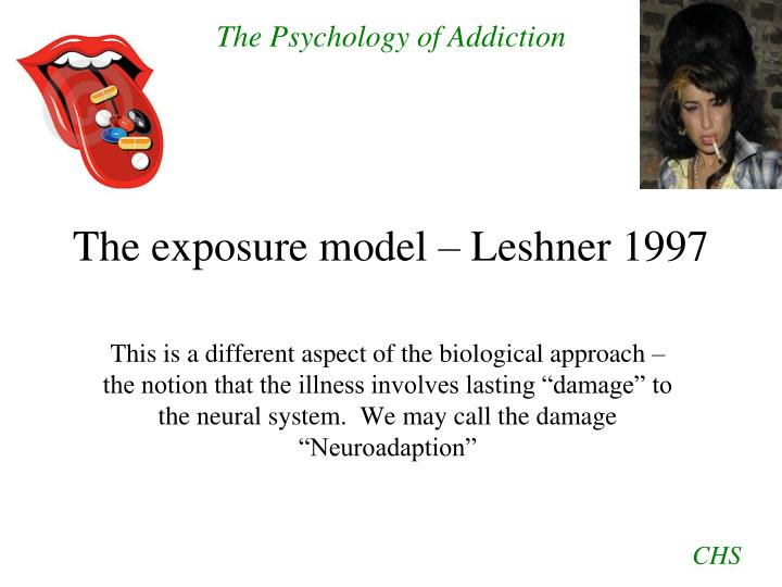 the exposure model leshner 1997