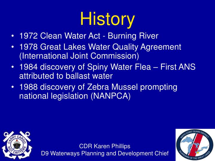1972 Clean Water Act - Burning River