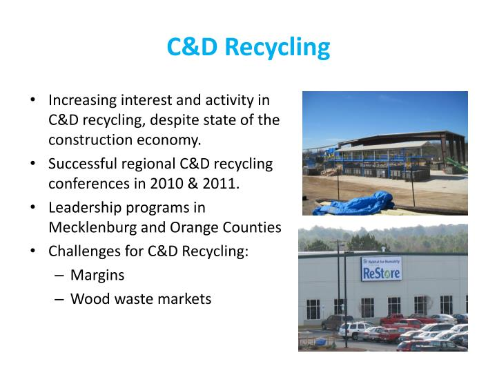 C&D Recycling