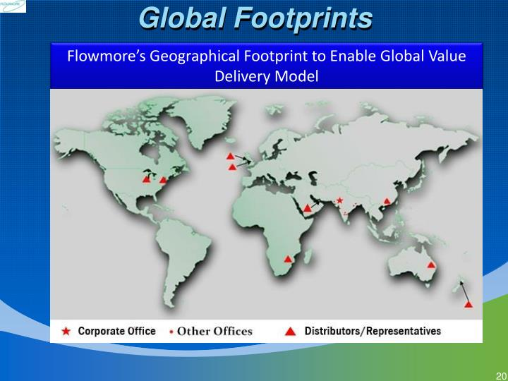 Global Footprints
