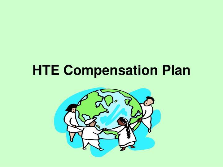 HTE Compensation Plan