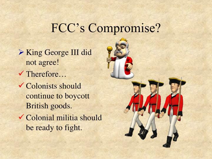 FCC's Compromise?