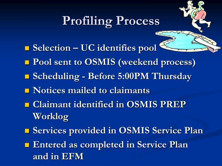Profiling Process