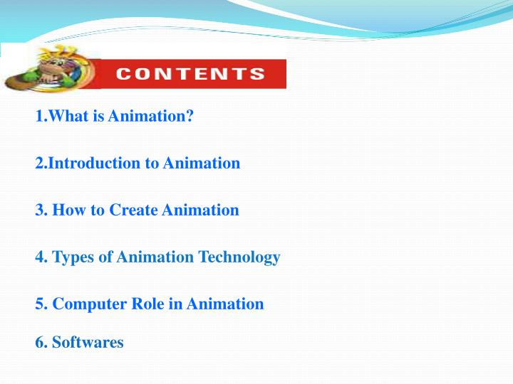 1.What is Animation?