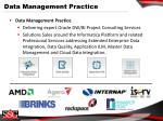 data management practice