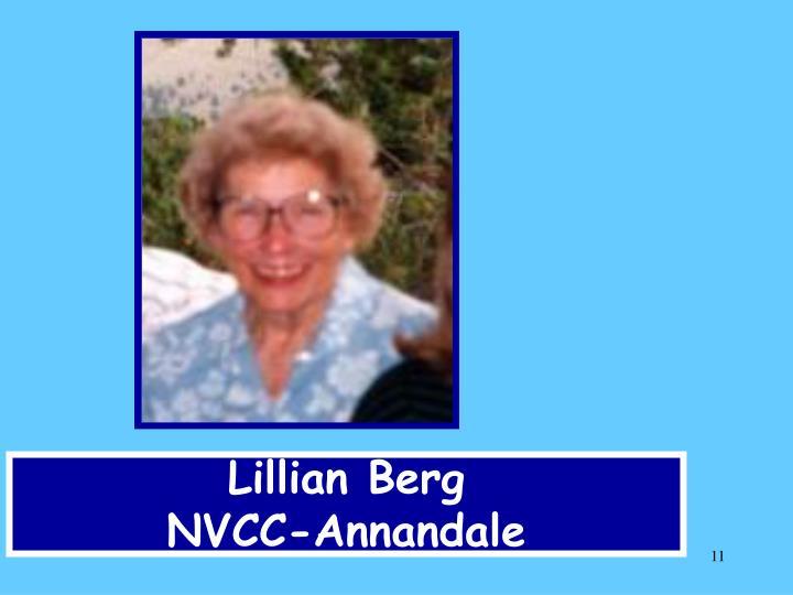 Lillian Berg