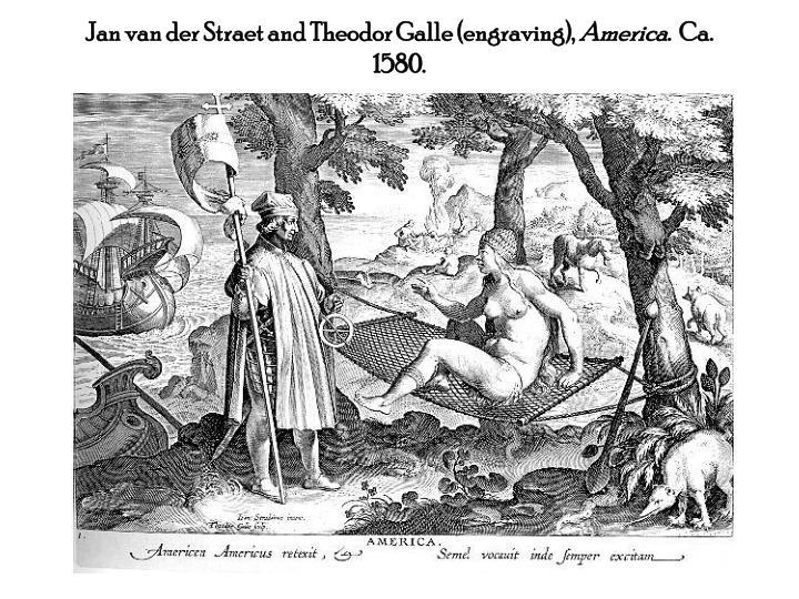 Jan van der Straet and Theodor Galle (engraving),