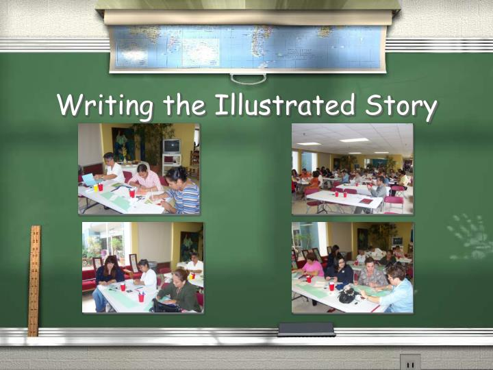 Writing the Illustrated Story