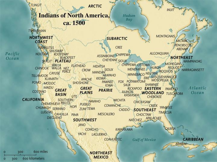 Indians of North America, ca. 1500 • pg. 26