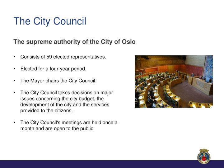 The City Council
