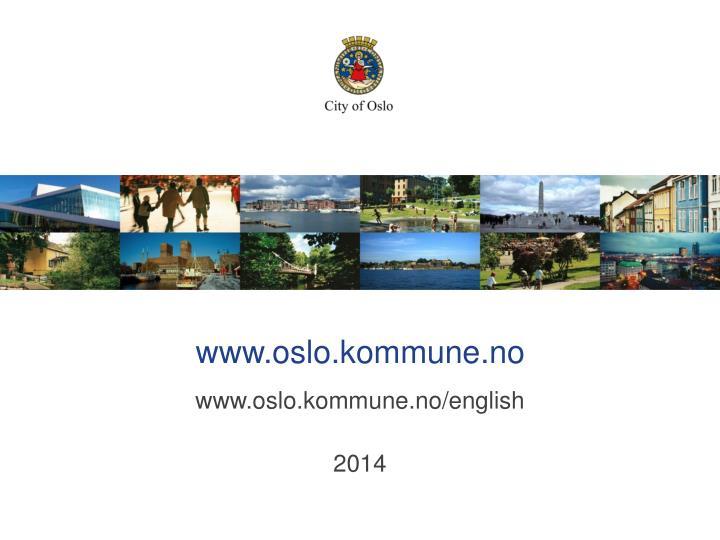 www.oslo.kommune.no
