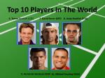 top 10 players in the world1