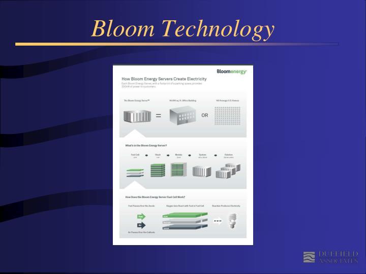 Bloom Technology