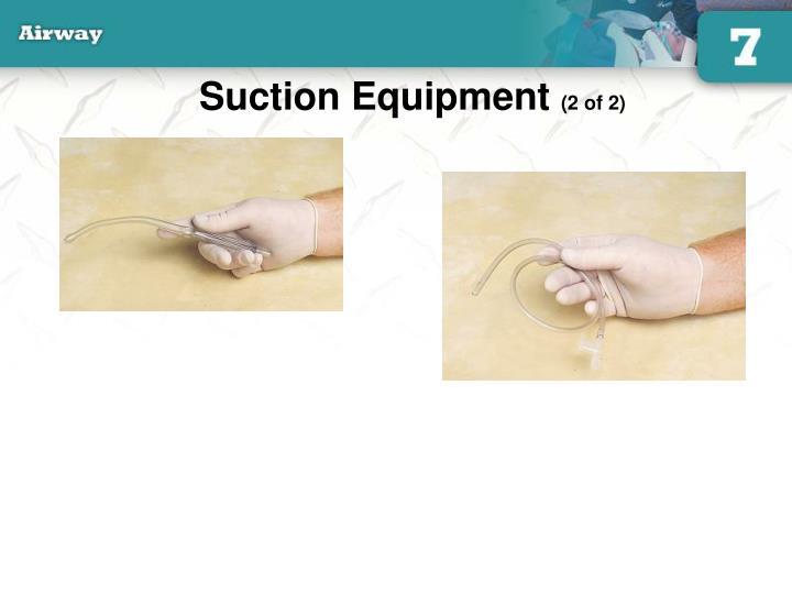 Suction Equipment