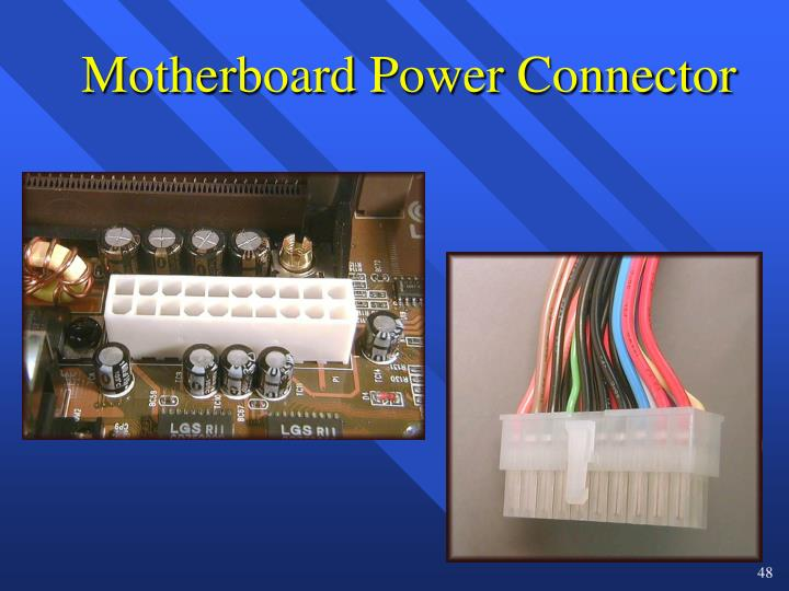 Motherboard Power Connector