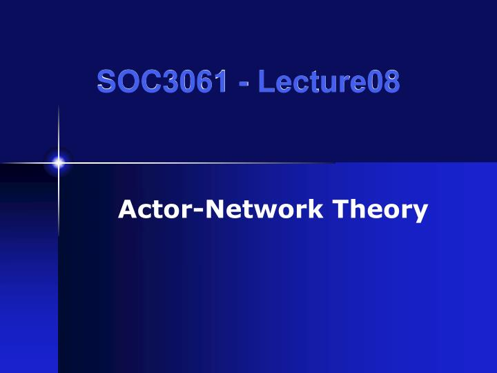 Soc3061 lecture08