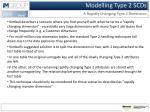 modelling type 2 scds8