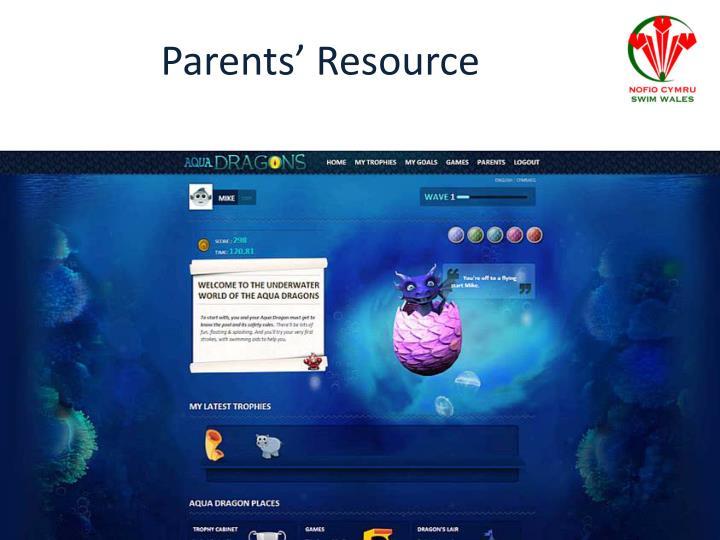 Parents' Resource