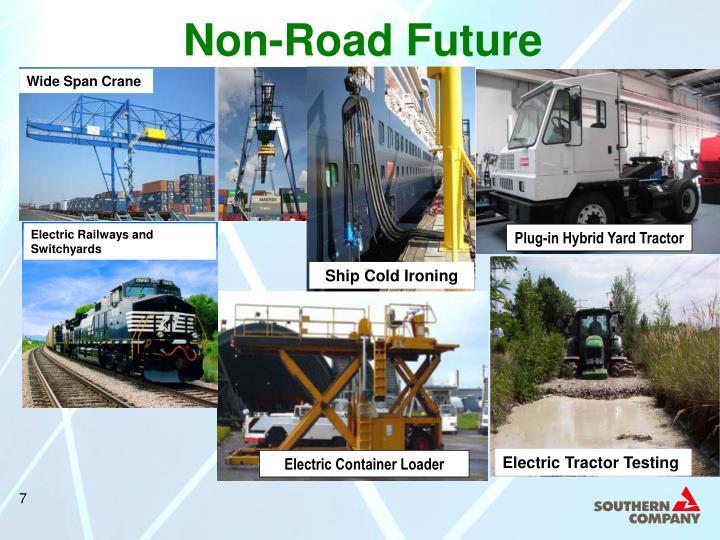 Non-Road Future