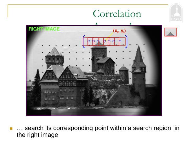 Correlation Approach
