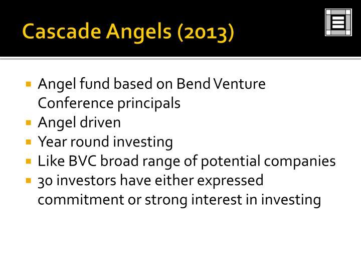 Cascade Angels (2013)