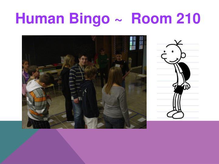 Human Bingo ~