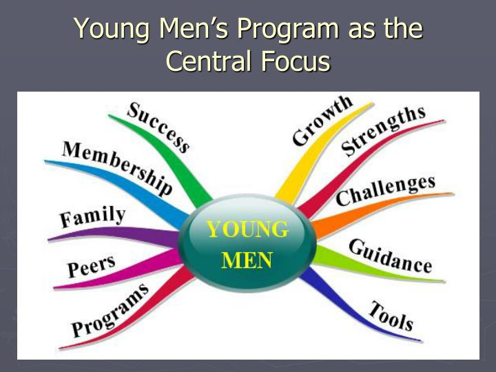 Young Men's Program as the