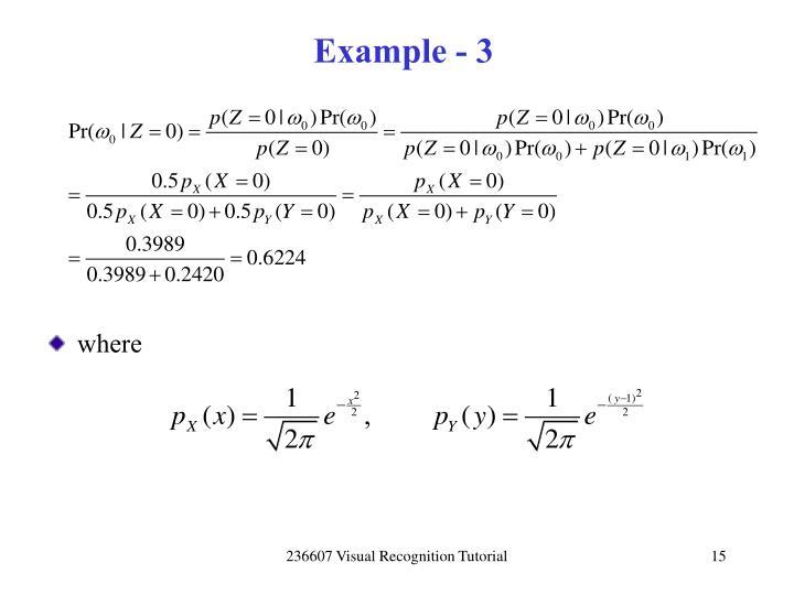Example - 3
