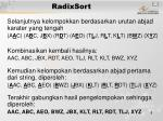 radixsort2