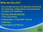 what do cils do