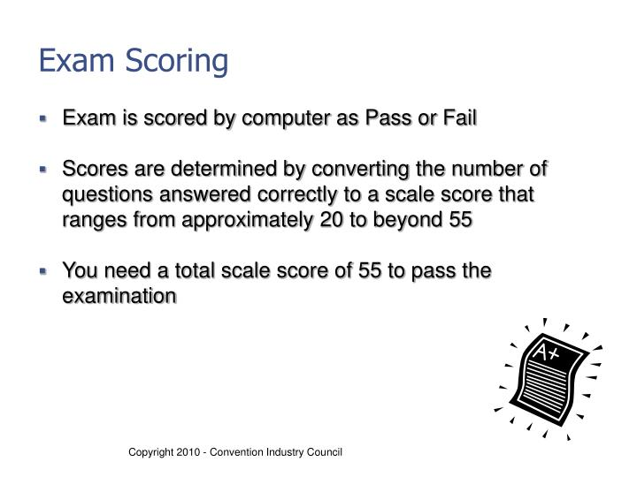 Exam Scoring