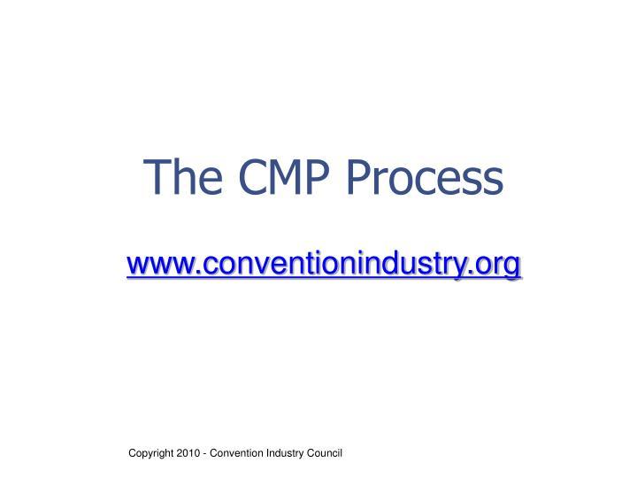 The CMP Process