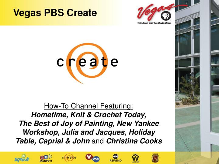 Vegas PBS Create