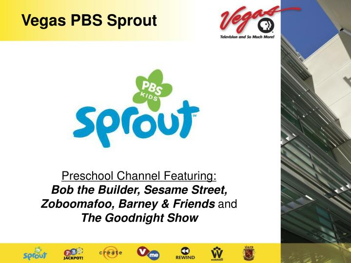 Vegas PBS Sprout