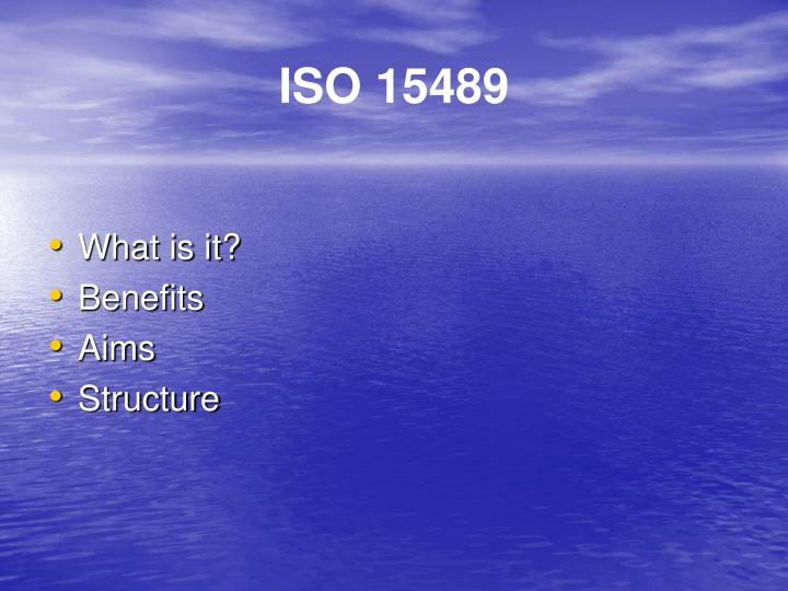 ISO 15489