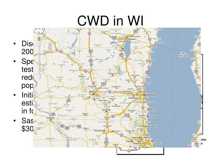 CWD in WI