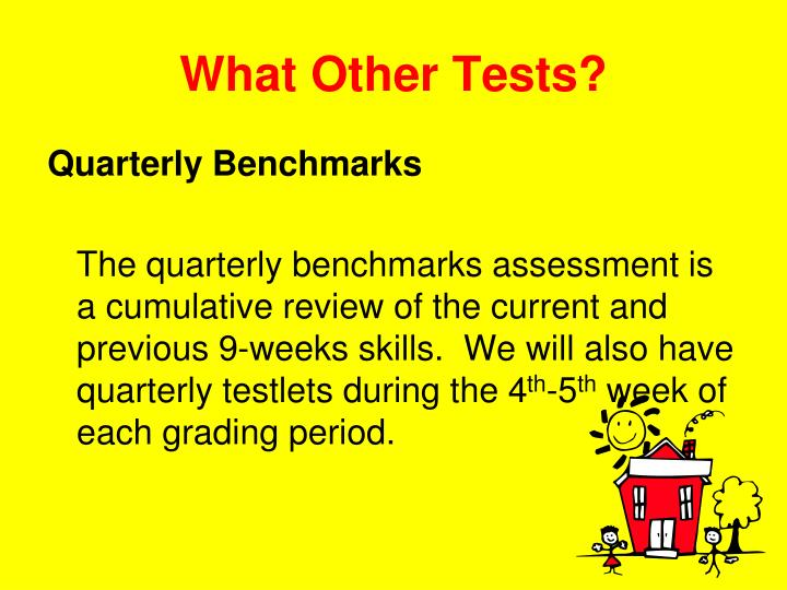 What Other Tests?