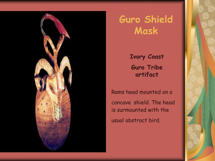 Guro Shield Mask