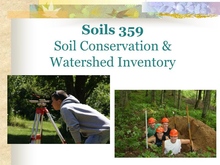 Soils 359