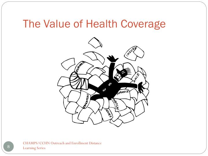 The Value of Health Coverage