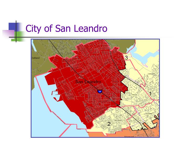 City of San Leandro