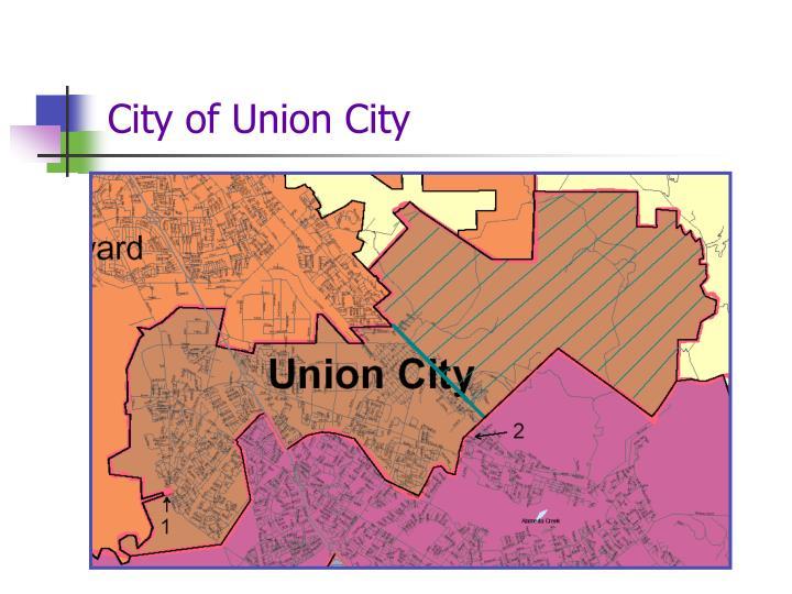City of Union City