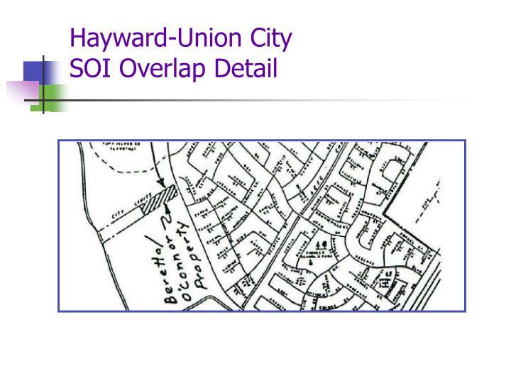 Hayward-Union City