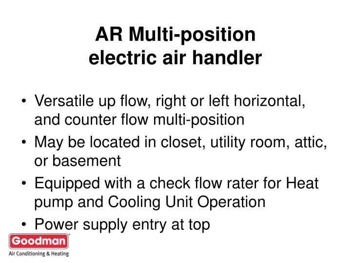AR Multi-position