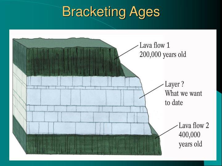 Bracketing Ages