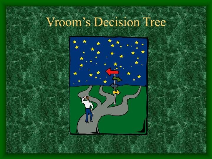 vroom s decision tree